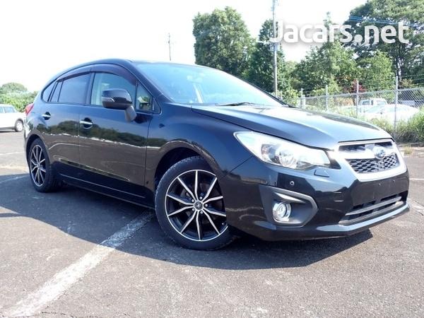 Subaru Impreza 2,5L 2012-13