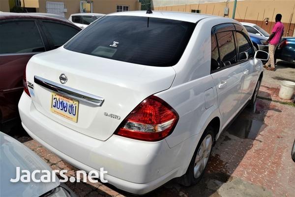 Nissan Tiida 1,3L 2010-5