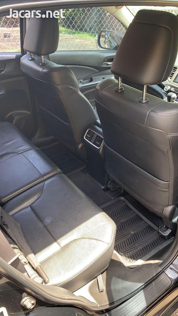 Honda CR-V 2,0L 2017-11