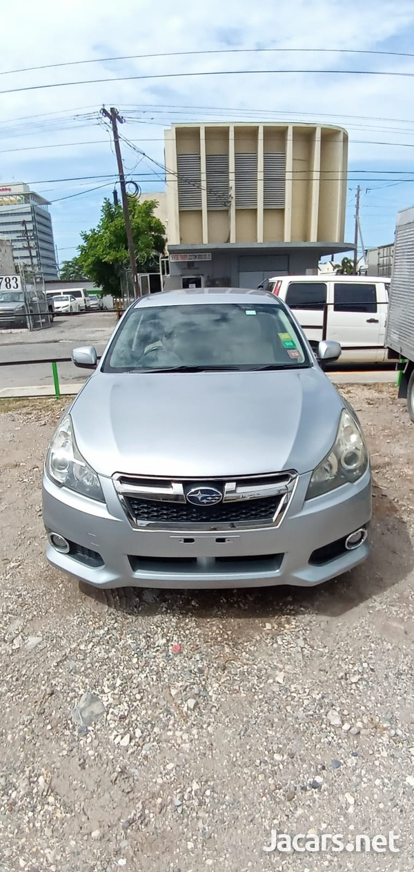 Subaru Legacy 1,6L 2013-7