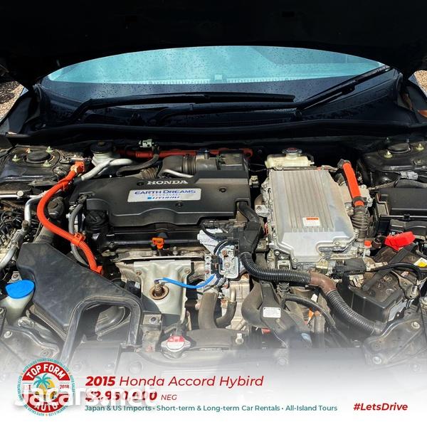 Honda Accord 2,0L 2015-13