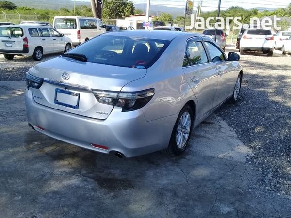 Toyota Mark X 2,5L 2019-2