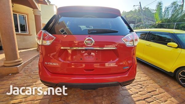 Nissan X-Trail 2,0L 2016-6