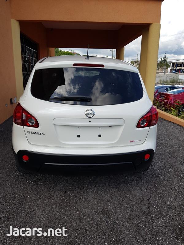Nissan Dualis 2,0L 2013-5