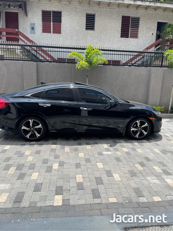 Honda Civic 1,5L 2017-13