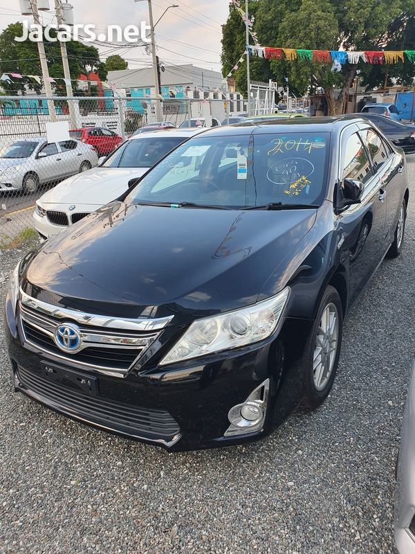 Toyota Camry 2,5L 2014-8