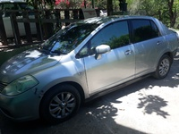 Nissan Tiida 1,4L 2009