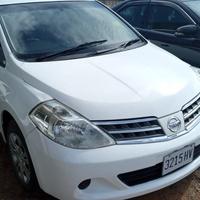 Nissan Tiida 1,4L 2013