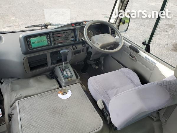 2008 Toyota Coaster Bus-4