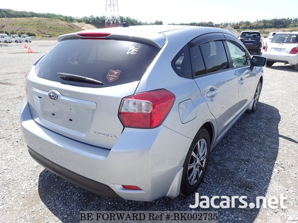 Subaru Impreza 1,6L 2016-4