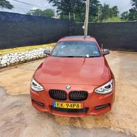 BMW 1-Series 3,5L 2013