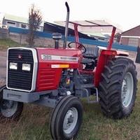 2021 Massey Ferguson 385 Tractors
