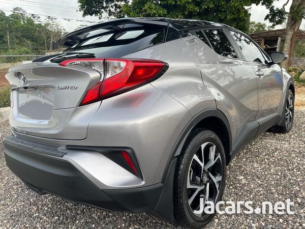 Toyota C-HR 2,0L 2019-5