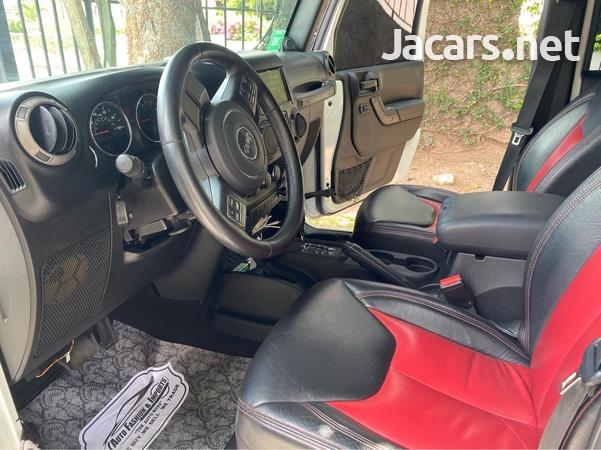 Jeep Wrangler Sport Unlimited 3,6L 2014-5