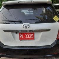 Toyota Wish 1,5L 2006