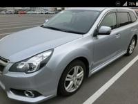 Subaru Legacy 2,4L 2014