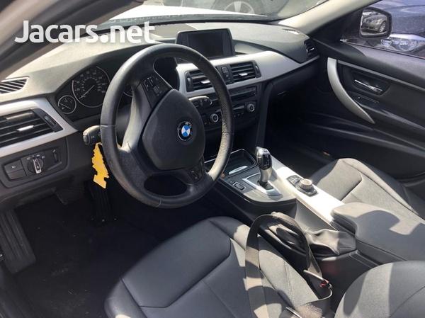 BMW 3-Series 2,8L 2013-2