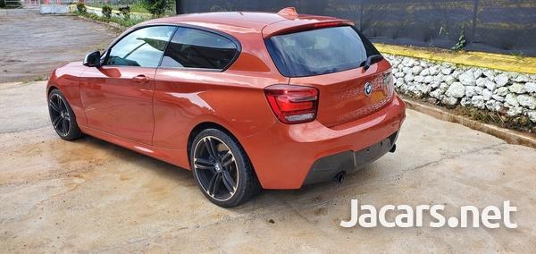 BMW 1-Series 3,5L 2013-2