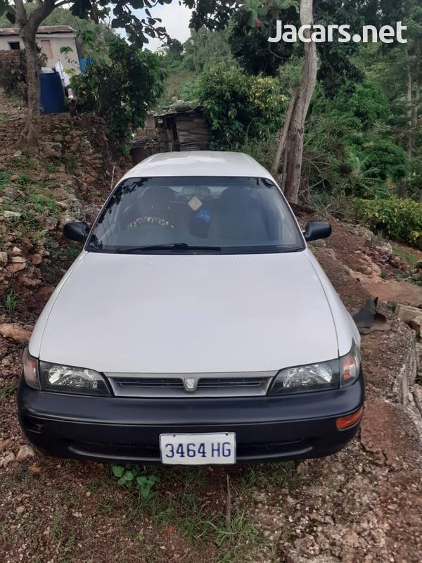Toyota Corolla 1,8L 2000-3