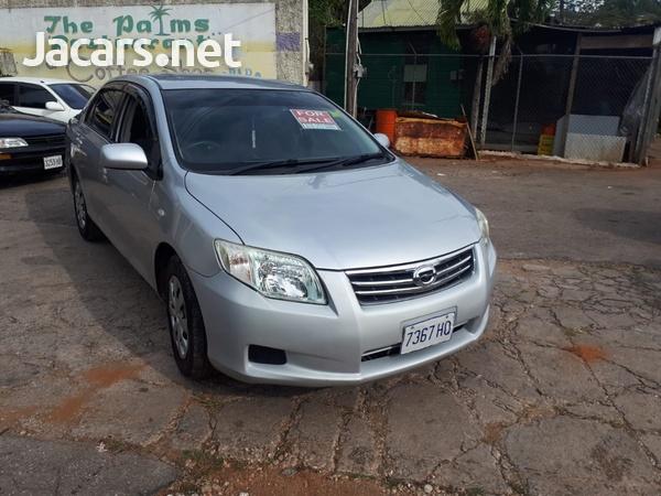 Toyota Axio 1,5L 2012-5
