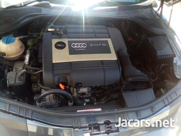 Audi TT 2,0L 2007-2