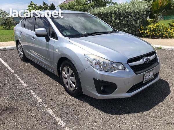 Subaru G4 2,0L 2015-3