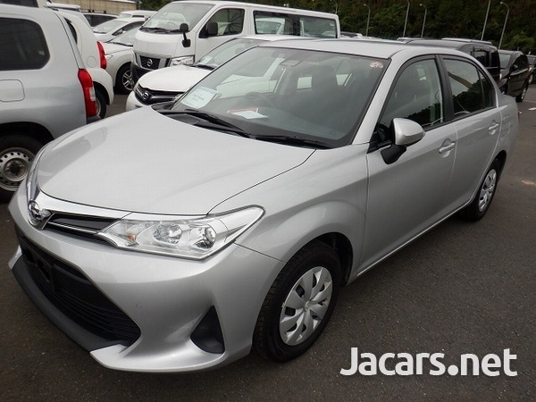 Toyota Axio 1,4L 2019-3