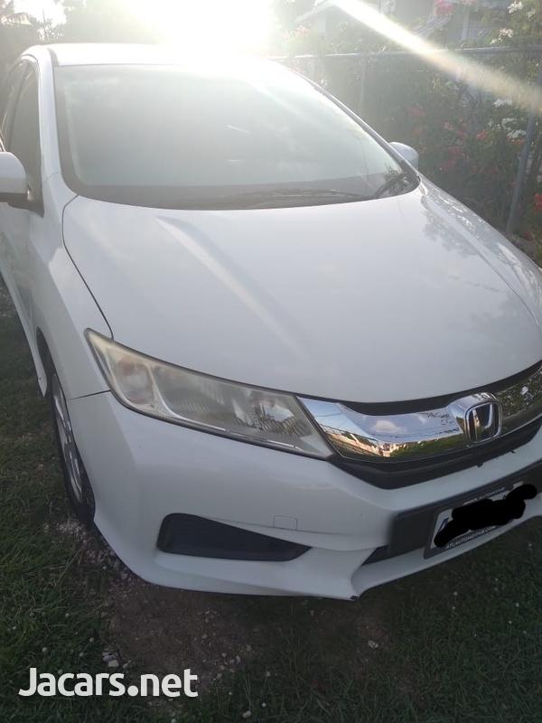 Honda City 1,5L 2017-10