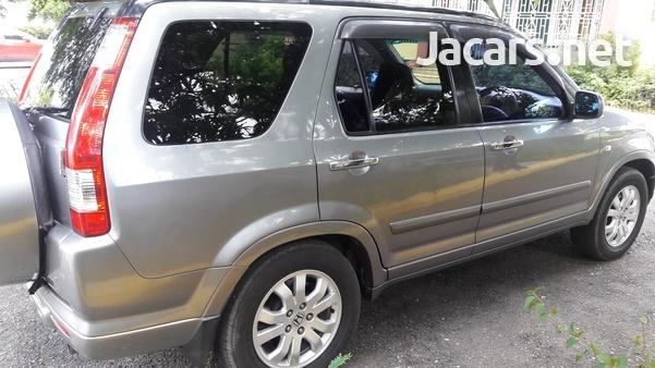 2004 Honda CRV-6