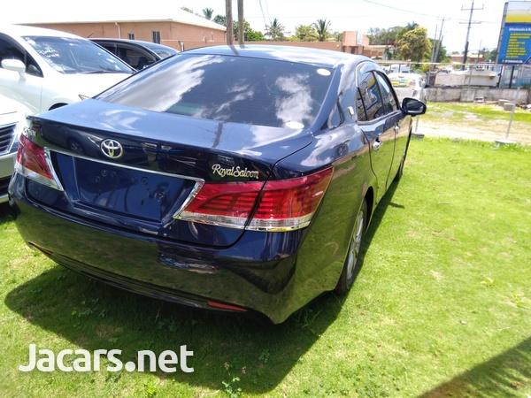 Toyota Crown 2,5L 2013-5