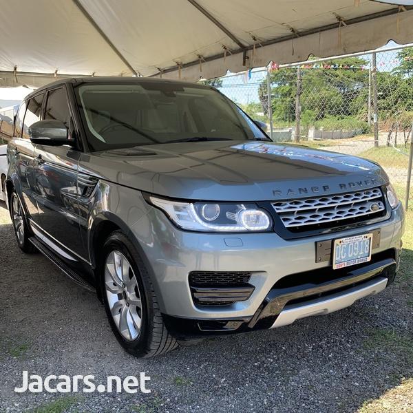 Land Rover Range Rover Sport 3,0L 2014-1