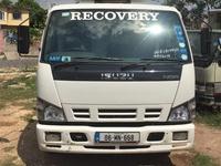 2006 Isuzu NQR Recovery Truck/Crane Truck