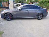 BMW 5-Series 1,8L 2012
