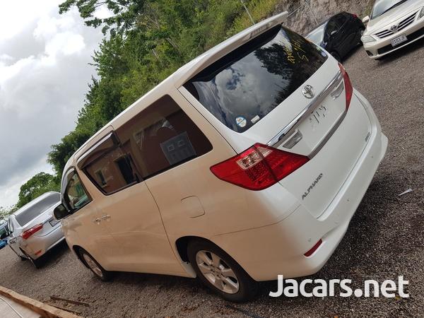 Toyota Alphard 3,4L 2014-9