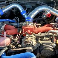 Subaru WRX 2,0L 2002