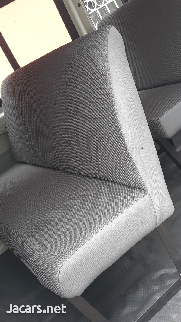BUS SEATS WITH COMFORT AND STYLE.WE BUILD AND INSTALL.CONTACT 8762921460-2