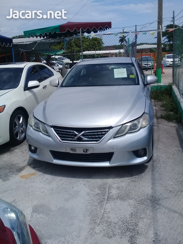 Toyota Mark X 2,5L 2012-5