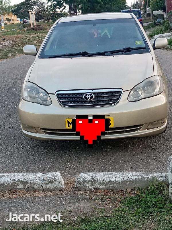Toyota Corolla Altis 1,6L 2004-1