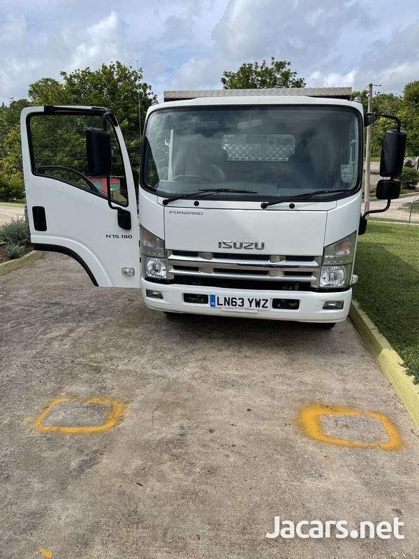 2013 Isuzu forward Truck-2