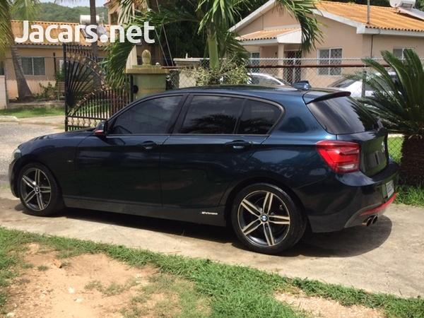 BMW 1-Series 1,6L 2012-9