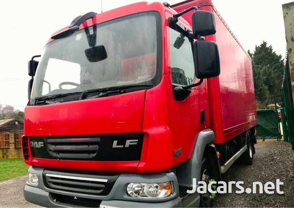 DAF 2006 Box Body 7.5T Truck With Tail Lift-3