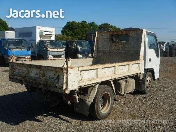Isuzu Tipper Truck 2006-5