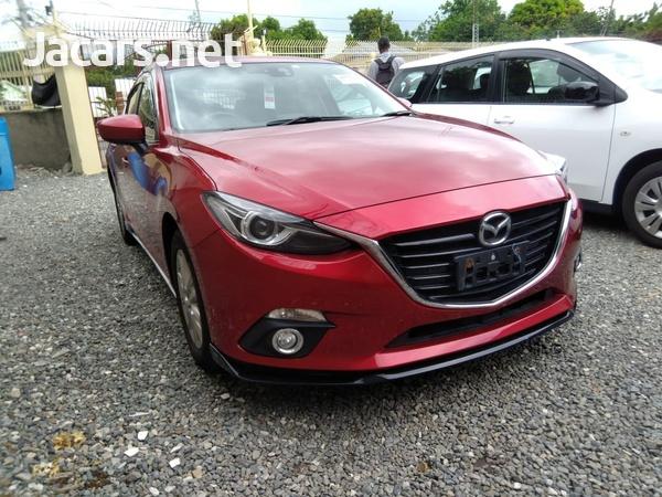 Mazda Axela 2,0L 2016-1