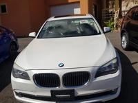 BMW 7-Series 2,9L 2011