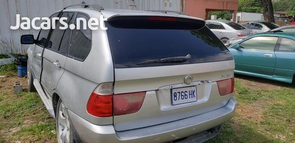 BMW X5 3,5L 2001-5