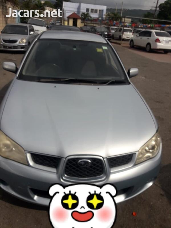 Subaru Legacy 1,8L 2007-1