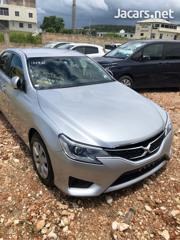 Toyota Mark X 2,5L 2014-1