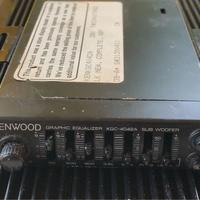 Kenwood Equalizer Used