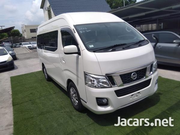 Nissan NV 350 2,5L 2015-4