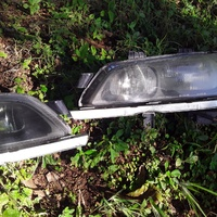 Factory CF3/ CF4 accord HID Headlights